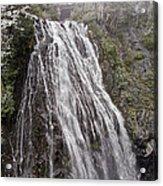 Narada Falls Mt Rainier Acrylic Print