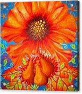 Naranj Acrylic Print