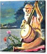 Nareshvar Nath Acrylic Print