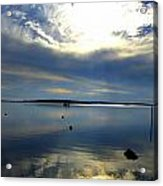 Narragansett Bay Acrylic Print