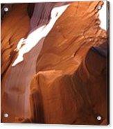 Narrow Canyon Iv Acrylic Print