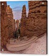 Narrow Passage 1 Acrylic Print
