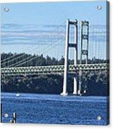 Narrows Bridge IIi Acrylic Print