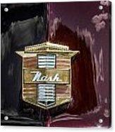 Nash Insignia Acrylic Print