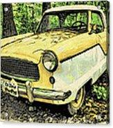 Nash Metropolitan Acrylic Print