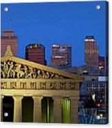 Nashville Parthenon Acrylic Print