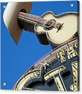 Nashville Tennesee Acrylic Print