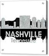 Nashville Tn 4 Acrylic Print