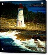 Nassau Lighthouse Acrylic Print