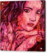 Natalie 1 Acrylic Print