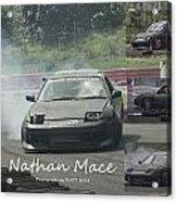Nathan Mace Acrylic Print