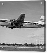 National Airlines Nal Douglas Dc-6 Acrylic Print