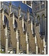 National Cathedral Exterior Acrylic Print