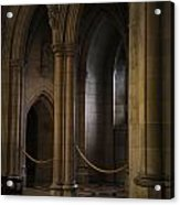 National Cathedral Interior Acrylic Print