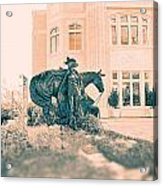 National Cowgirl Museum V2 Acrylic Print