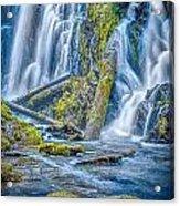 National Creek Falls Acrylic Print