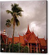 National Museum Of Cambodia Acrylic Print