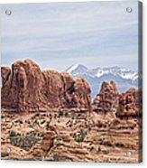 National Park Treasure Acrylic Print
