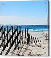 National Seashore Acrylic Print