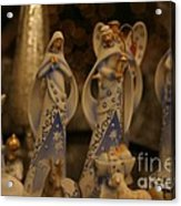 Nativity Acrylic Print