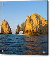 Natural Arch, Cabo San Lucas, Baja Acrylic Print