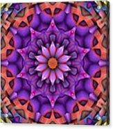 Natural Attributes 15 Square Acrylic Print