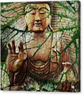 Natural Nirvana Acrylic Print by Christopher Beikmann