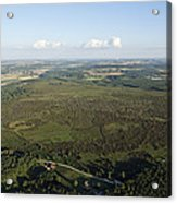 Natural Reserve Of Pinail, Vouneuil Sur Acrylic Print