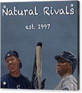 Natural Rivals Acrylic Print