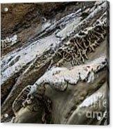 Natural Rock Art Acrylic Print