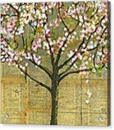 Nature Art Landscape - Lexicon Tree Acrylic Print