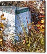 Nature's Storage Acrylic Print