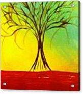 Natures Vivid Colors Acrylic Print