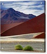Naukluft Mountains  Acrylic Print