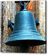 Nautical Bell Acrylic Print