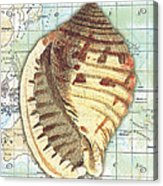 Nautical Journey-c Acrylic Print