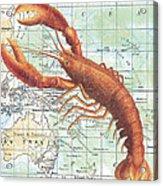Nautical Journey-i Acrylic Print
