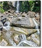 Nauyaca Waterfall Acrylic Print