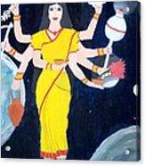 Nava Durga Kusmaanda Acrylic Print by Pratyasha Nithin