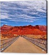 Navajo Bridge Acrylic Print