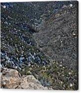 Navajo Canyon South View Acrylic Print