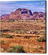 Navajo Nation Series 2 Acrylic Print