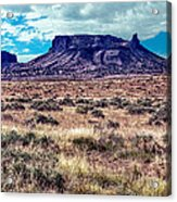 Navajo Reservation Series 1 Acrylic Print