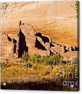 Navajo Ruins Acrylic Print
