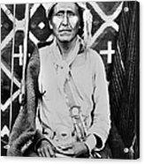 Navajo Shaman, C1880 Acrylic Print