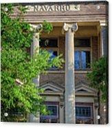 Navarro County Courthouse Acrylic Print