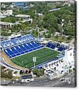 Navy Marine Corps Memorial Stadium Acrylic Print