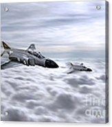 Navy Phantoms Acrylic Print