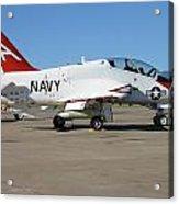Navy T-45 Goshawk Acrylic Print