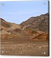 Nazca Desert Acrylic Print